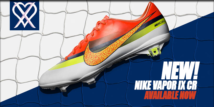 NEW NIKE VAPOR CR