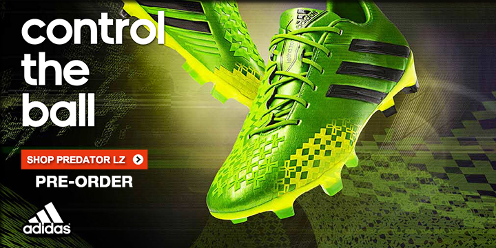NEW PREDATOR LZ